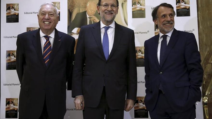 """Rajoy avisa de que la unidad de España no será objeto de """"componenda alguna"""""""