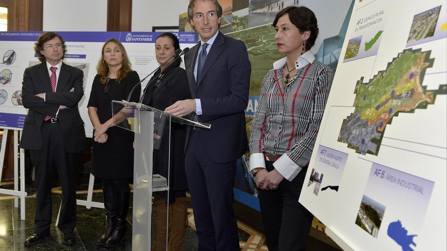 El Ayuntamiento pospone la regeneración urbana de Prado San Roque hasta después de las elecciones.