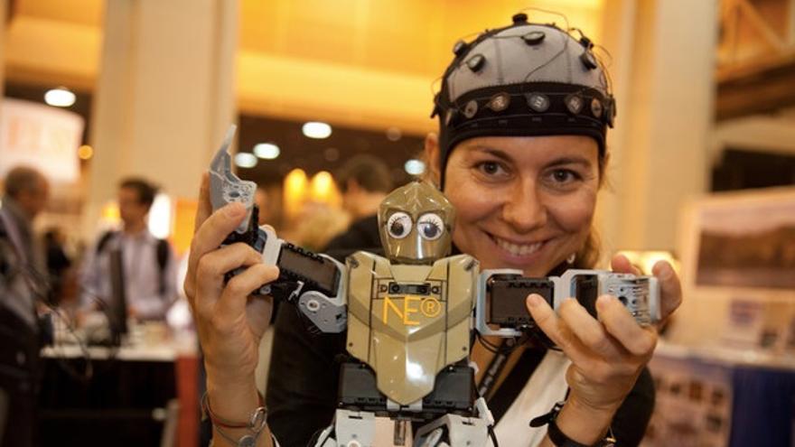 Ana Maiques, fundadora de StarLab y Neuroelectrics