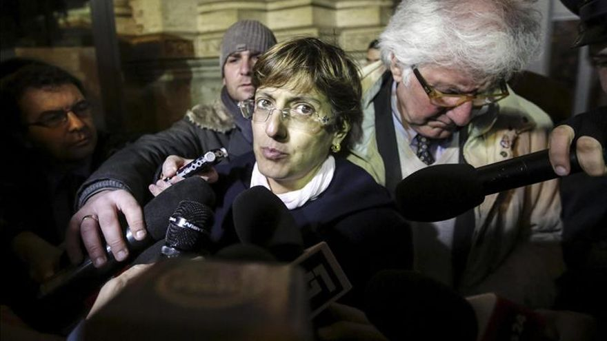 La Justicia italiana estudia el arresto cautelar de Schettino