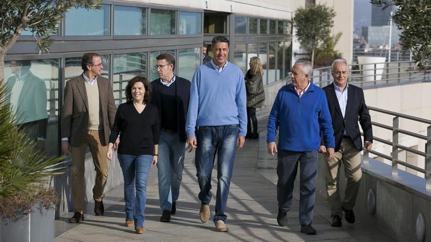 """Santamaría: """"Ni la CUP ni el Gobierno de la nación"""" pueden impulsar un referéndum"""