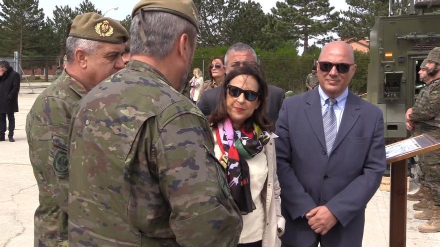 """Margarita Robles recuerda el """"compromiso"""" de España con la UE y los organismos internacionales ante la postura de Irán"""