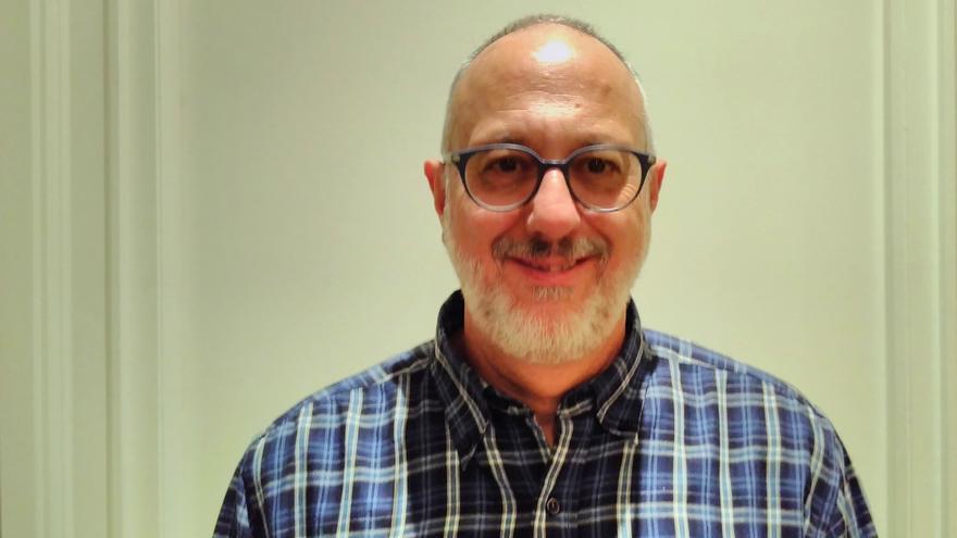 Luis MIguel Urruñuela, director de la Asociación Berriztu, especializada en el tratamiento de menores infractores.