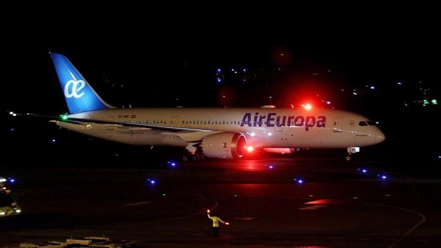 Air Europa abre ruta Madrid-Córdoba (Argentina) con cuatro vuelos semanales