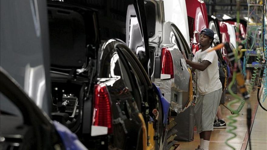 Las ventas de General Motors en Estados Unidos aumentaron un 11,4 por ciento en abril