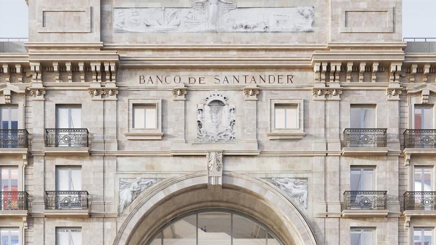 Proyecto Pereda del Banco Santander.