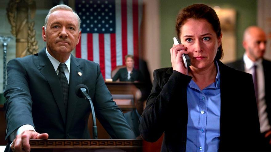 'House of cards' y 'Borgen', dos referentes de las series políticas
