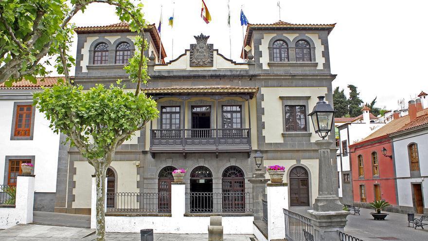 Ayuntamiento de Teror (ALEJANRO RAMOS)