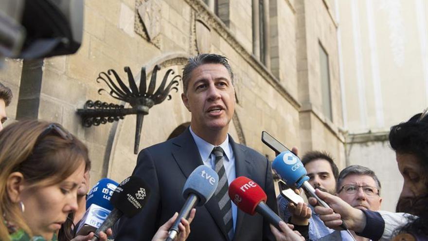 Albiol pide comicios y ve peligro de conflicto civil y declaración unilateral