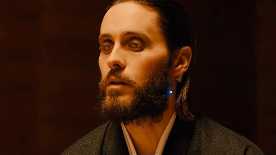 Jared Leto en Blade Runner 2049