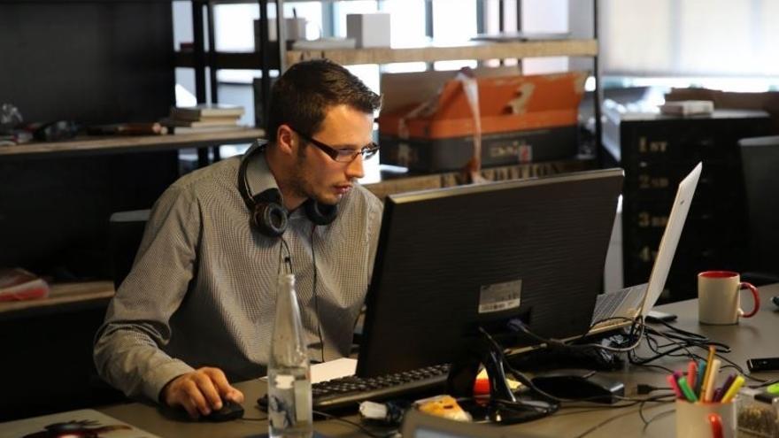 Más del 89% de empresas vascas de más de 10 empleados tiene web mientras la media del País Vasco se sitúa en el 51,4%
