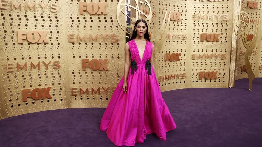 """La latina Mj Rodriguez, nominada al Emmy a mejor actriz por """"Pose"""""""