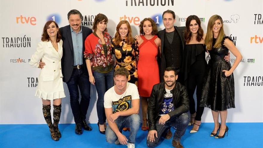 """Ana Belén regresa a la televisión con la serie """"Traición"""", en La 1"""