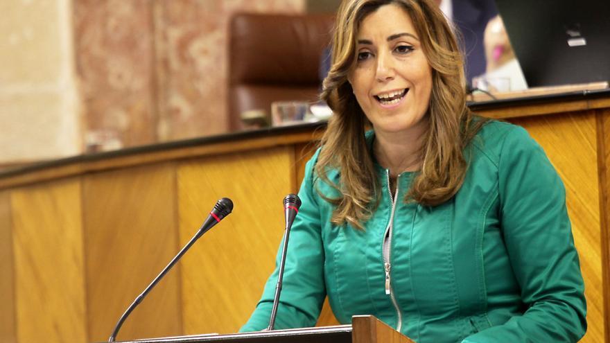 """La Junta andaluza no va a """"criminalizar"""" a IU-CA por la actitud de Gordillo, a quien el PP-A """"hace poco jaleaba"""""""