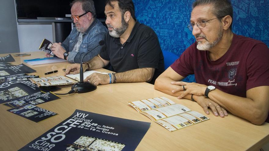 Presentación en Toledo del FECISO / Ayuntamiento