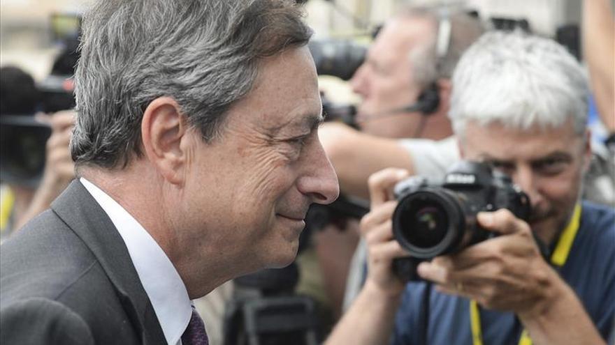 El consejo de gobierno del BCE discute los créditos de emergencia a Grecia