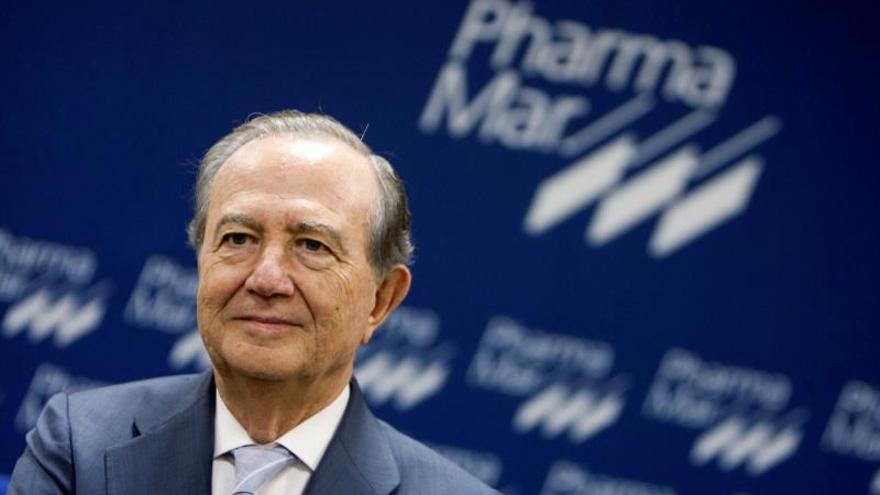 El presidente de Grupo Pharmamar, José María Fernández Sousa-Faro.