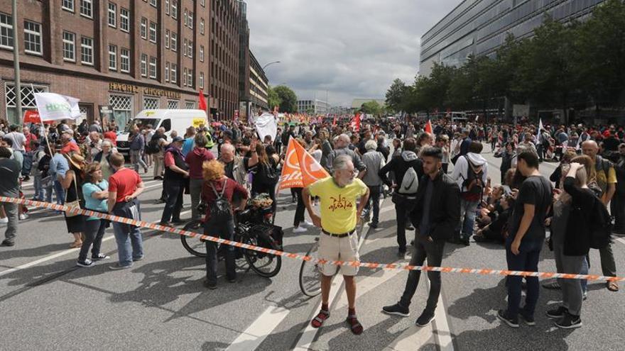 Protestas del G20