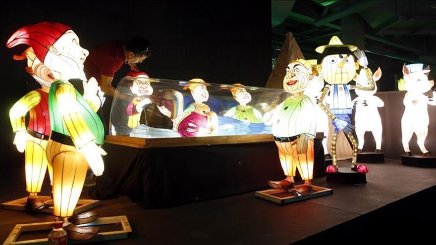 """Una muestra con los personajes de """"Dreamworks"""" abre en Bilbao su gira europea"""