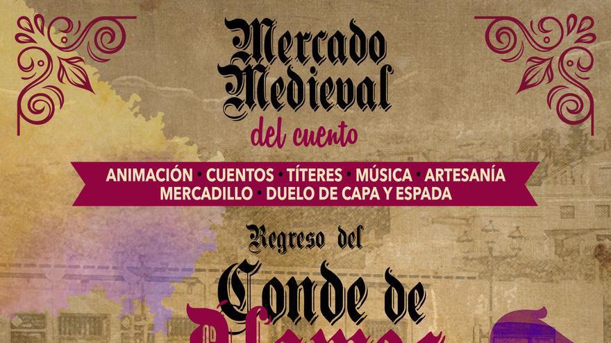 Cartel del Mercado Medieval del Cuento.