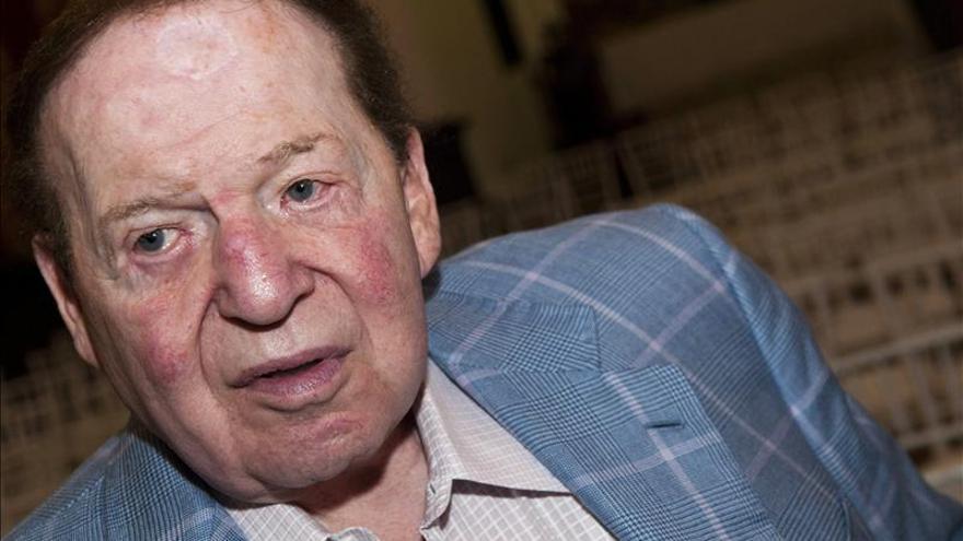 El alcalde de Toledo recibe a Sheldon Adelson y a una fundación judía