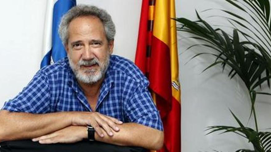 Emilio Moya, nuevo presidente de la Audiencia Provincial de Las Palmas. (EFE)