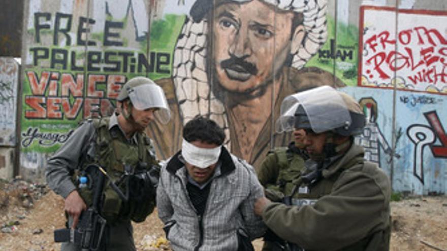 Detención en Palestina