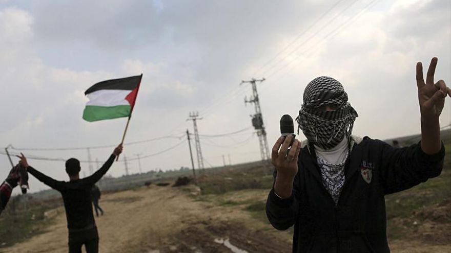 Muere un joven palestino en un enfrentamiento con soldados israelíes