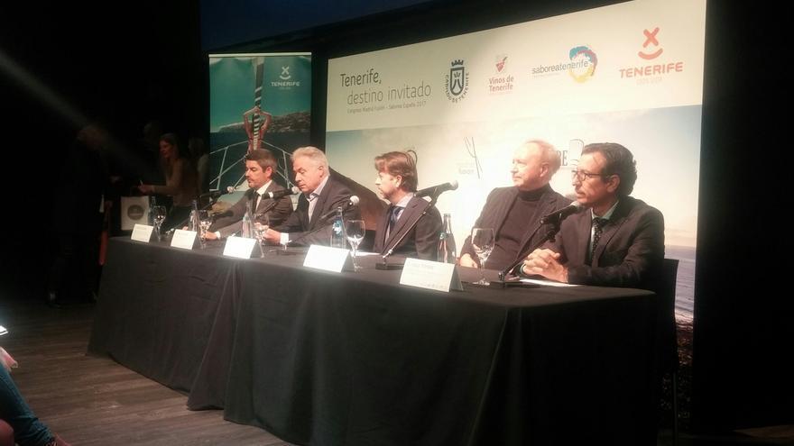 Tenerife elegido destino invitado en el Congreso Madrid-Fusión-Saborea España 2017
