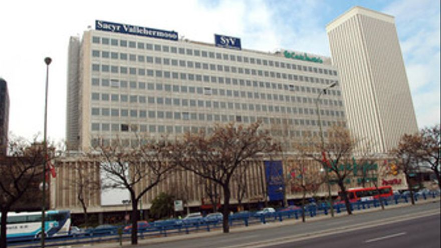 Sede de Sacyr en Madrid