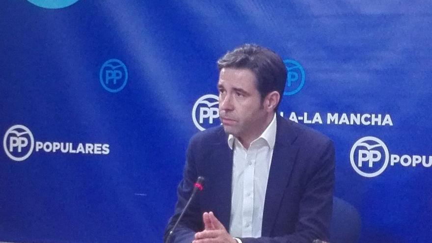Lorenzo Robisco, portavoz del PP en Castilla-La Mancha