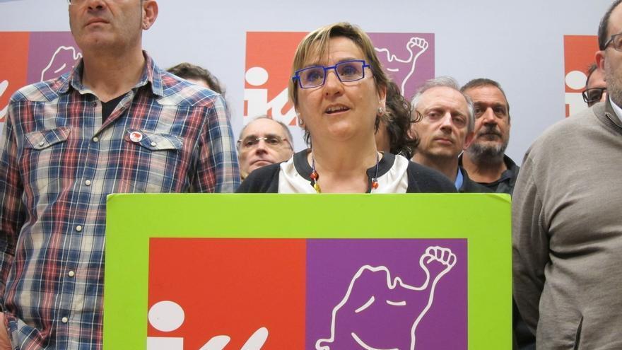 """De Simón aspira a liderar IUN y se propone """"ensanchar el espacio de la izquierda transformadora"""" en Navarra"""