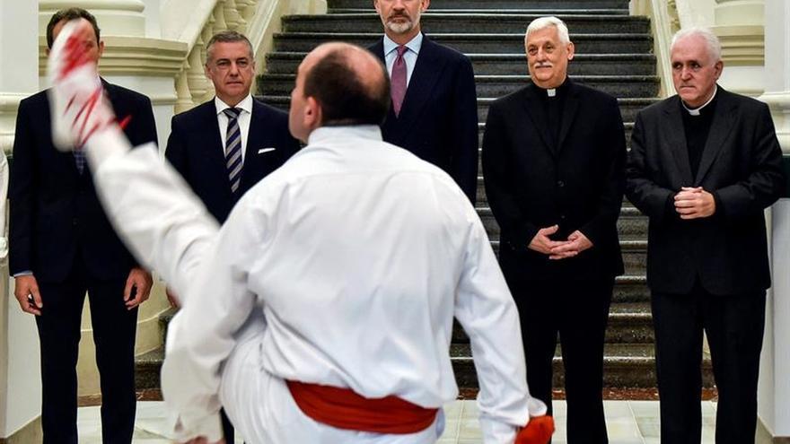 Urkullu destaca compromiso Euskadi en dar respuesta humanitaria inmigrantes