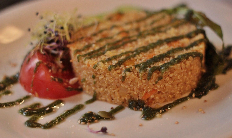 Tartar de quinoa con calabaza y pack choi, la gran sorpresa | RAQUEL ANGULO