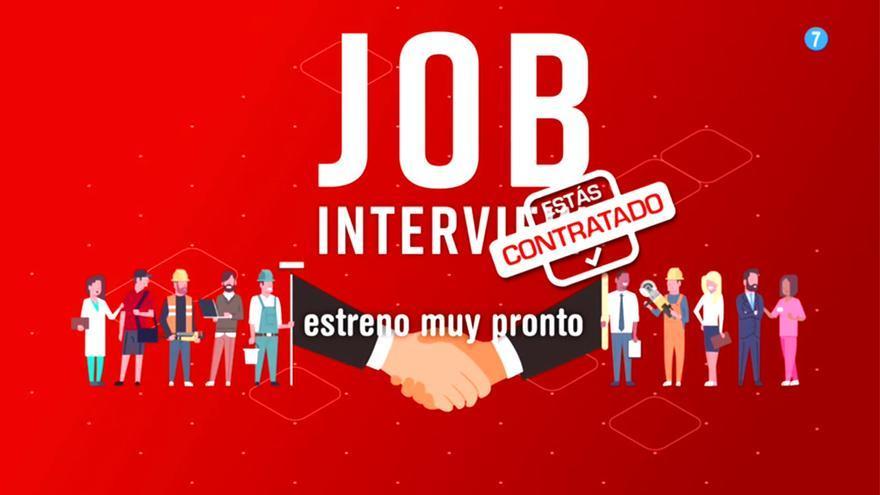 Logotipo de Job Interview, el nuevo programa de Cuatro