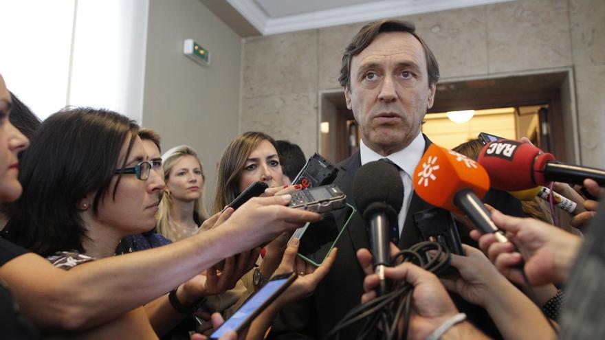 """El PP garantiza que la nueva comisión territorial no es para """"abrir una puerta a los independentistas"""""""
