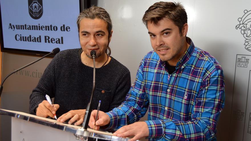 Álvaro Sánchez Valverde y José Luis Herrera