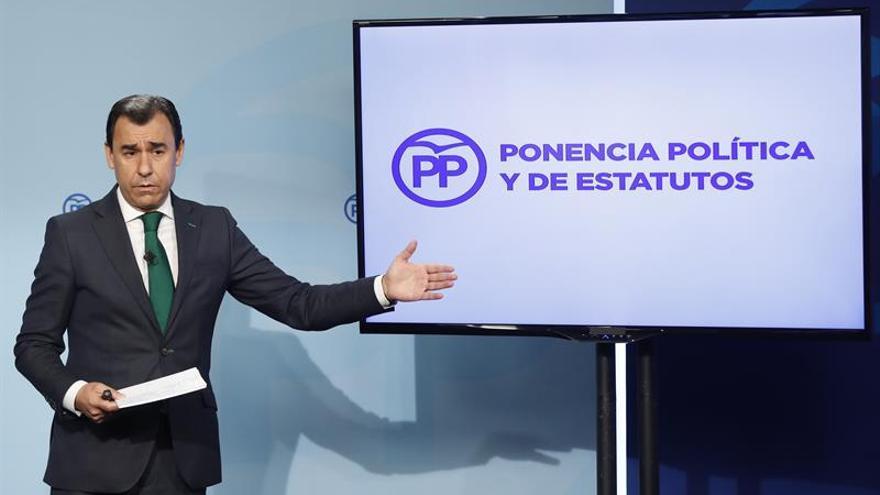 Maillo recuerda que es Rajoy quien elige secretario general para el día a día
