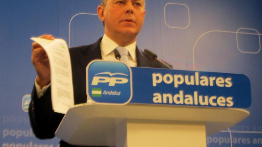 PP-A pide la imputación del exconsejero andaluz de Innovación y del Consejo Rector de IDEA por la gestión de FIVA