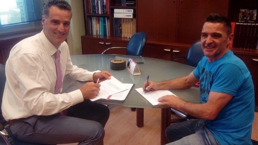 El Gobierno subvenciona con 35.000 euros a la Federación Navarra de Montaña para mantener 800 kms de senderos