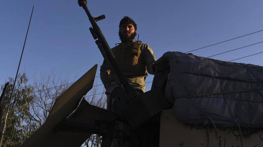 Al menos 27 miembros de EI, incluido un alto mando, mueren en el este de Afganistán
