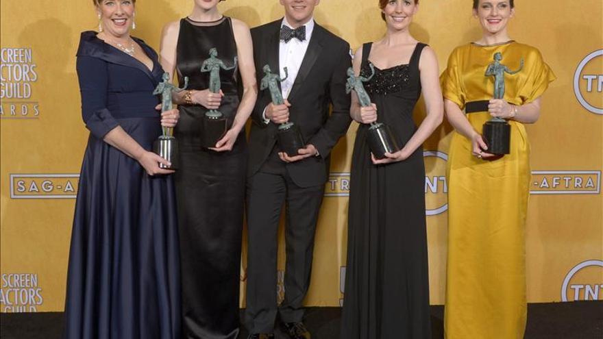 """Downton Abbey"" tendrá quinta temporada"