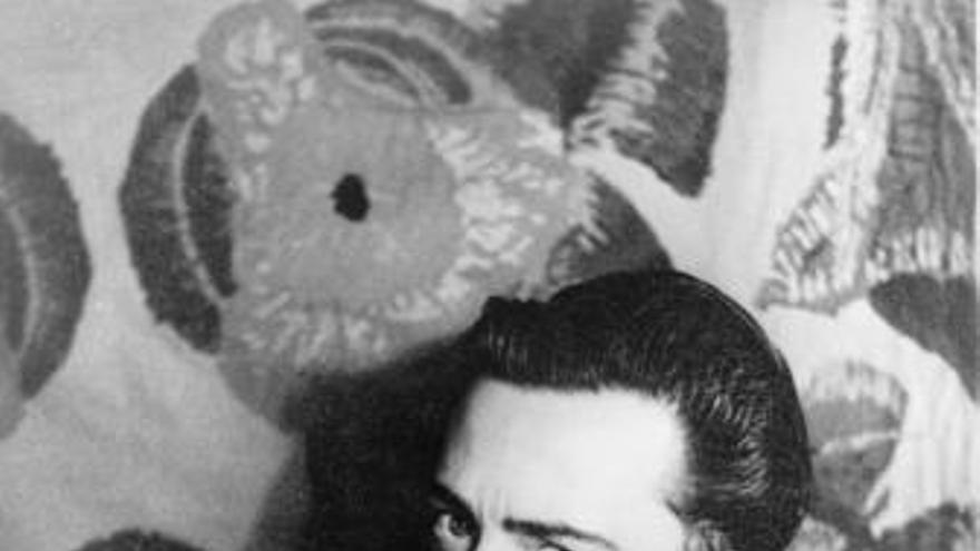 Salvador Dalí en 1939