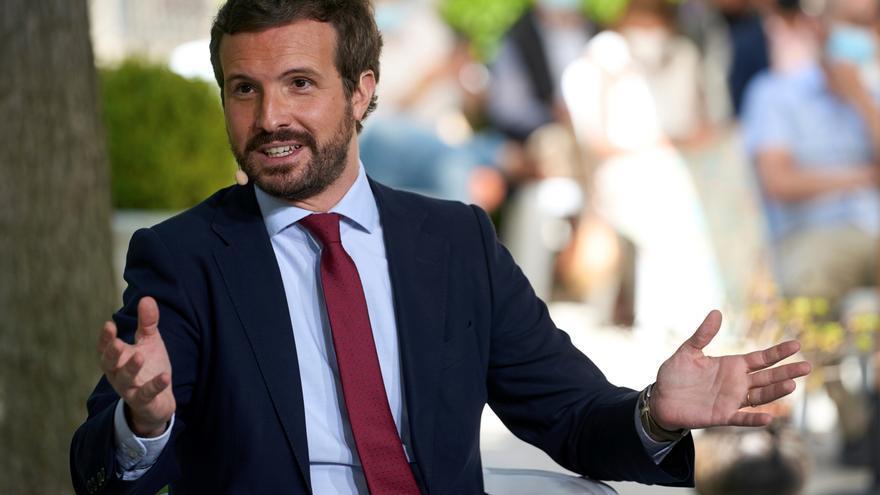 Casado reúne a los presidentes autonómicos del PP para fijar una postura común