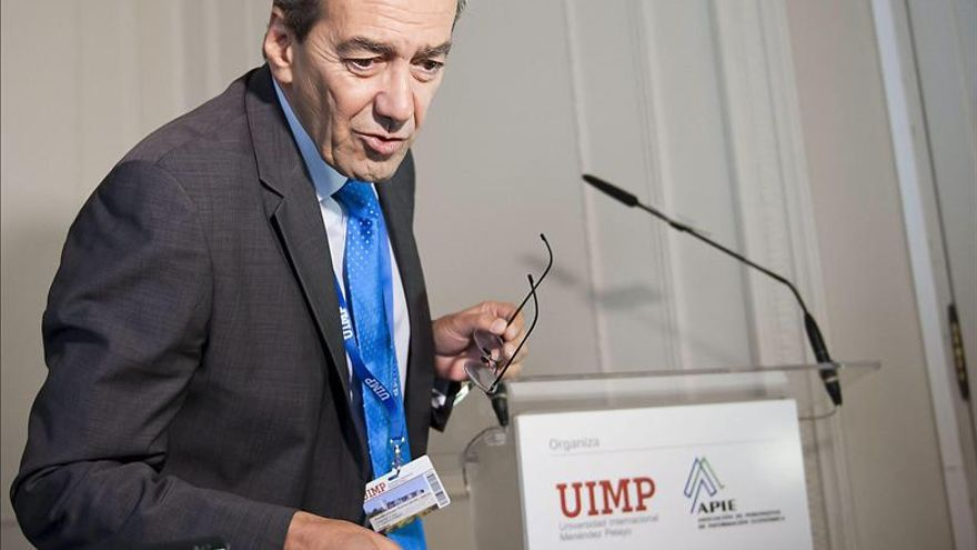 Jose Manuel González Páramo, consejero ejecutivo de BBVA. / Foto: EFE
