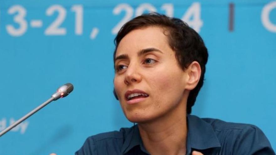 Maryam Mirzajani