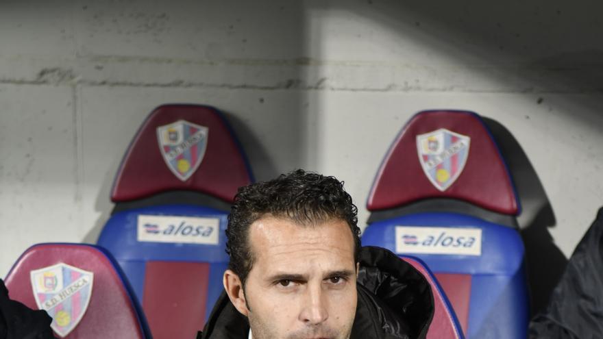 Rubén Baraja, entrenador del CD Tenerife.