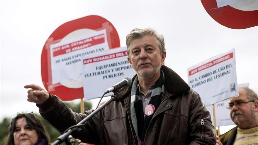 El alcalde de Zaragoza: nos vuelve la violencia que hemos contribuido a sembrar