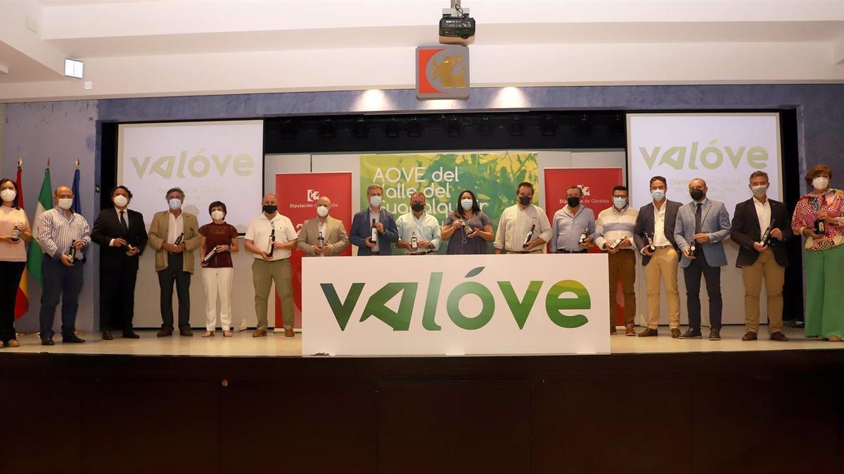 Presentación de la marca de calidad de AOVE Valle del Guadalquivir.
