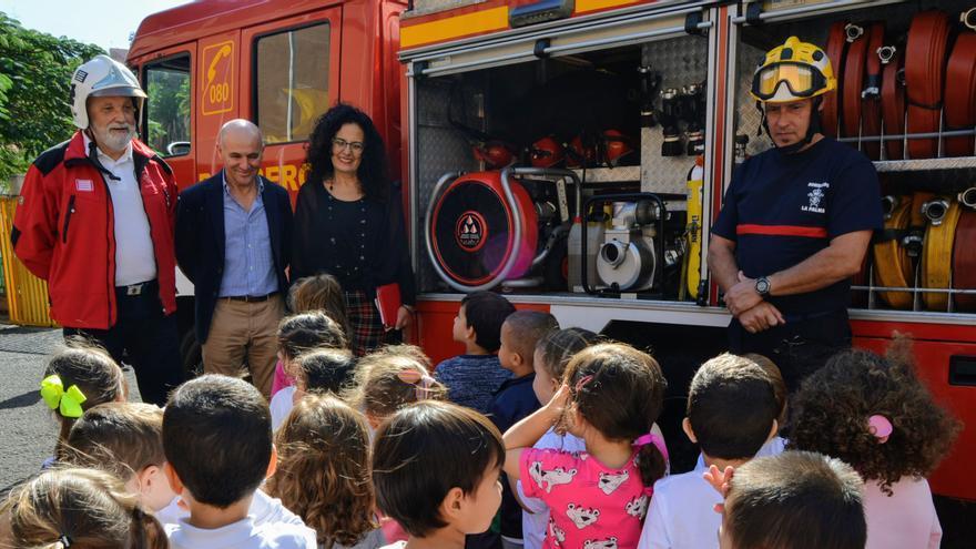 Presentación de la Semana de la Prevención de Incendios.